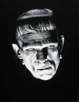 Frankenstein's Monster by BruceWhite