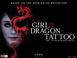 Girl with the Dragon Tattoo by JPSpitzer