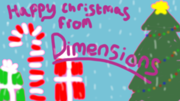 Dimensions - Christmas! by Dimensions-Arts