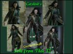 Custom Loki from Thor 2 by Catskind