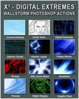 X3 Vol 03 by WallStorm
