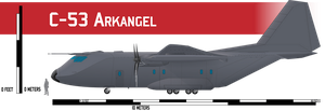 C-53 ArkAngel by Afterskies