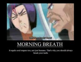 Bleach: Morning Breath by Alenyx662