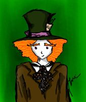 The Hatter by justjuli11