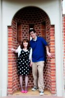 Jeremy And Christina Engagement X by LDFranklin