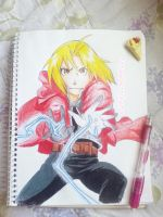 Edward Elric by SxnrioChan
