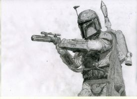 0715.6 - 11-07 - Boba Fett by TwistedMethodDan