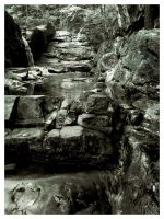 NH White Mountains River by homesickellian