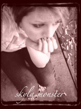 lonely and heart broken by skyla-monster