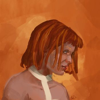 Leeloo by Kenu