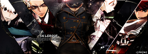 S4 league cover facebook by dickywardhana