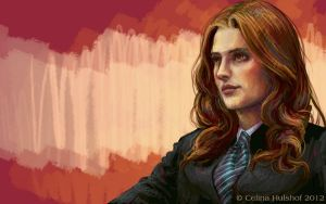 Kate Beckett by concentriccookies