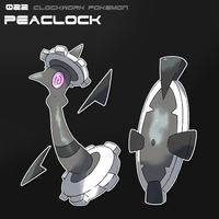 022: Peaclock by SteveO126
