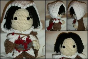 Ezio Sackboy - Assassin's Cree by GamerKirei