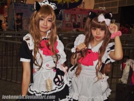 ACG HK 2012 - Maid Cafe Moe by leekenwah