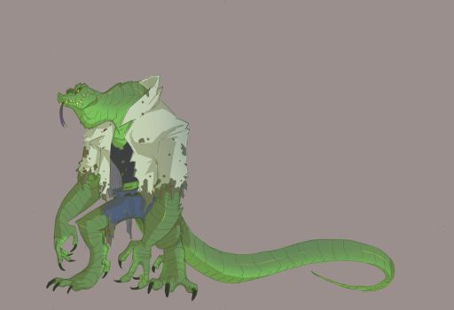 The Lizzard by TerminAitor