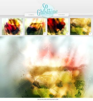 Textures - Blended by So-ghislaine