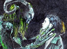 Pan's Labyrinth by Fandias