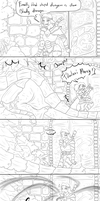 Short Comic - Spawn Of The Dead by ShadowInkWarrior