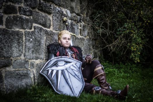 Dragon Age - Cullen Cosplay 02 by zahnpasta