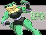 Battletoads: Blemish by ChadRocco