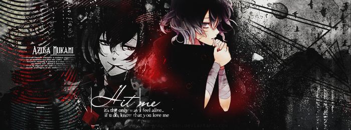 200417//Diabolik Lovers MORE,BLOOD - Azusa [Cover] by Awesome-Yuuko-San