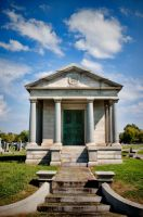 Smith Family Mausoleum by TomFawls