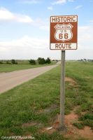 Route 66 Oklahoma by rjcarroll