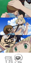 Ao no Exorcist , Me Gusta by K6mil