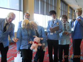 Ouran Cosplayers! by PsychoBabble192