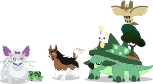 Pokepets by Ambassad0r