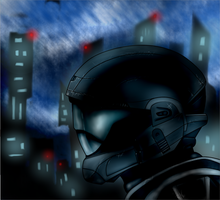 Halo - ODST by ZombieRay10