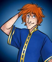 Mr. Weasley by french-teapot