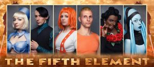 The fifth element by KillerChan