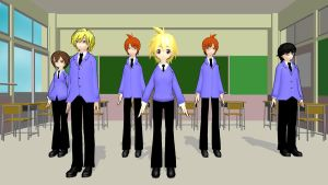 Ouran Models Now Downloadable by luckygirl88
