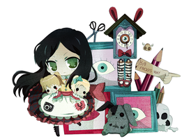 Alice Madness Returns by usae