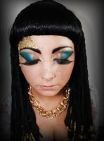Egyptian Makeup 3 by Kan3xO