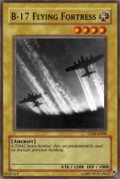 B-17 card by Mexicano27