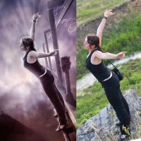 Freedom (before and after) by Helga-Helleborus