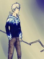 Rise of the Guardians - Jack Frost by JCLina