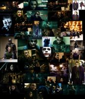 dark knight joker collage by MrPotatoChips2106