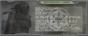My Star Wars Galaxies ID by Snakesan