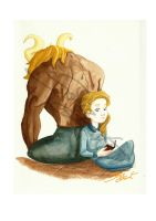 Beauty and the Beast by SoGFONT