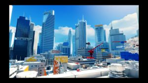 Mirrors Edge 3 Wallpaper Pack by SxyfrG