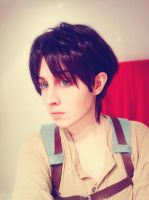 Eren Test by silkybean
