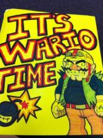 It's Wario Time! by PieMasterr