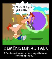 PaF- Dimensional Talk by Loreto-Arts