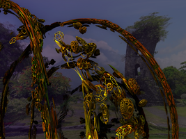 The Golden Army by PhotoComix2