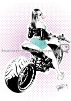 Motorbike by elena-casagrande
