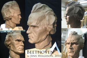 Beethoven by Helgezone